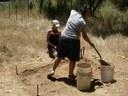 Beginning Excavation at MRP-1993