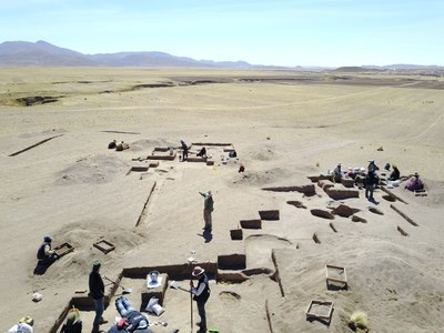 And when all is said and done, we gain insights into the form and function of Wilamaya Patjxa, as site occupied over 7000 years ago.